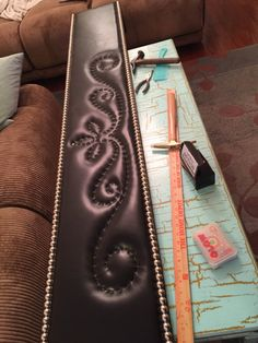 Creative exclusive Valance Box Cornice Board by LANGELfurniture