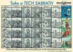 Take a Tech Sabbath