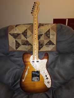 Select Thinline Tele courtesy of Dave Arndt 11-28-14 - Guitar Stories USAGuitar Stories USA