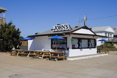Who's been to John's Drive-In in Kitty Hawk, NC?
