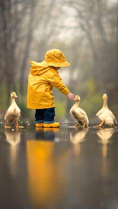 La inocencia de los niños, ternura total