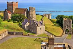 England in Pictures: 20 Beautiful Places to Photograph | PlanetWare Canterbury Castle, Leeds Castle, Canterbury Cathedral, Pictures Of England, Dover Castle, White Cliffs Of Dover, Coach Tours, London Tours, Thing 1