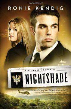Nightshade (Discarded Heroes Series, Book 1) by Ronie Kendig, http://www.amazon.com/dp/160260777X/ref=cm_sw_r_pi_dp_oSiOpb0PHBPVN
