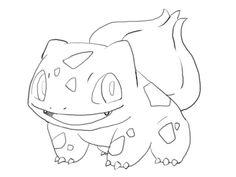 How to draw Pokemon 02
