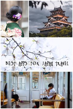 Only the Best Japan travel apps: tested in Japan, multilingual and free Japan Guide, Japan Travel Guide, Travel Guides, Information About Japan, Japan Tourism, Slow Travel, Best Apps, How To Make Shorts