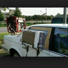 Not really sure how to install A/C into your vintage car? | 23 Problems Solved By People Who Are Clearly On Another Level