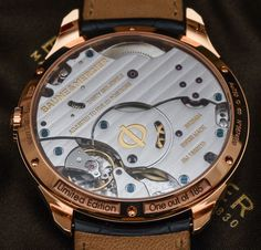 Hands-on with the Baume & Mercier Clifton Power Reserve watch limited to 185 pieces for the brand's birthday. Fine Watches, Cool Watches, Most Popular Watches, Wear Watch, Watch Blog, Motor Engine, Limited Edition Watches, Wristwatches, Omega