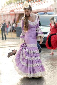 Flamenca lavanda