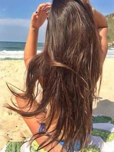 Image about girl in summer ☀️ by ♡ on We Heart It Summer Photography, Girl Photography, Pretty Hairstyles, Girl Hairstyles, Mode Poster, Applis Photo, Beach Poses, Beautiful Long Hair, Beautiful Smile
