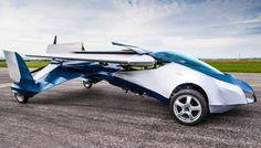 First Flying Car 2017