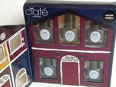 """Der Inhalt des Ciaté Nagellack-Hauses """"Haute House"""" http://infarbe.blogspot.de/2014/12/mein-ciate-nagellack-haus-haute-house.html"""