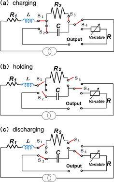 electrical circuit capacitor 2