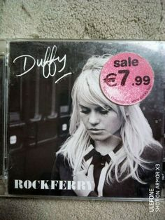 Duffy.Rockferry (2008) Cds For Sale, Duffy, Thing 1, The Unit