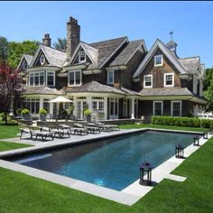 Greenwich,  CT... the perfect back yard.