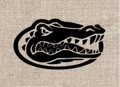 Alligator Stencil Patterns