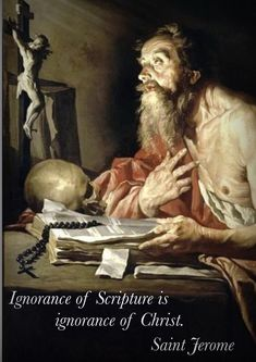 Image result for feast of the st. jerome picture