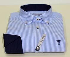 Camisa rayas azul Talenti Jeans Tienda online | Moda mujer y hombre