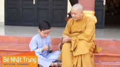 Thầy Dạy Con Niệm Phật - Bé NHẬT TRUNG | Nhạc Phật Giáo Cho Bé [MV]