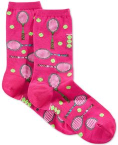 Hot Sox Women's Tennis Socks