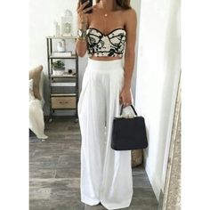 Ankle length pants High waisted ankle length pants. Sizes small, medium, large and extra large in stock. 4dclothingshop Pants Ankle & Cropped