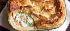 Simple and satisfying – a good fish pie is one of the greatest comfort food recipes there are.