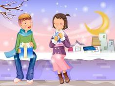 Poema navideño : El esperado Diciembre