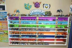 Charmant Wow Thatu0027s A Lot Of Skylanders!