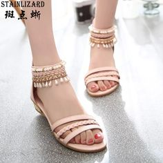 Special offer Hot Sale 2016 Summer  Women Sandals Leisure Peep Toe Wedges Shoes fashion flat shoes Wild Comfortable Ladies Sandals DT141 just only $14.70 - 17.36 with free shipping worldwide  #womenshoes Plese click on picture to see our special price for you
