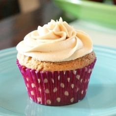 My new favorite cupcake: PB - completely and utterly delicious!!