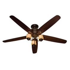Hunter Brayden 70 in. Northern Sienna Indoor Ceiling Fan-55048 - The Home Depot