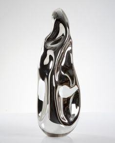 Jeff Zimmerman, Unique dented sculpture (2012) | Artsy