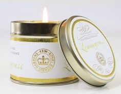 A luxe candle can bring scents of spring into a room, even if the weather's not playing ball. We've tried and tested a range - many of them made from clean-burning, long-lasting soy wax - to bring you home fragrance ideas worth splashing out on. Scented Candles, Candle Jars, Organic Candles, Tea Lights, Wax, Perfume Bottles, Coconut, Bergamot, Peony