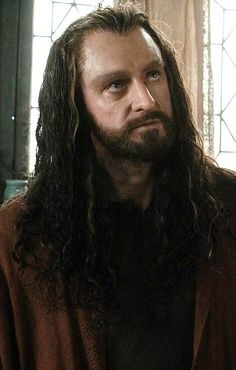 """To confession #924 about fanfics not addressing Thorin's true height: I get what you're saying, but I think with fanfics you have to let certain things go whether you want to or not. A lot of times it's not just a story, it's a fantasy. I know when I watch the movies, I do not think of Thorin as being 5'3."" Ever. In my head canon, he's whatever height I want him to be. Most of the time we're just about eye-to-eye (I'm 5'4""). But I ..."