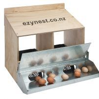 Ezynest  showing roll-away tray