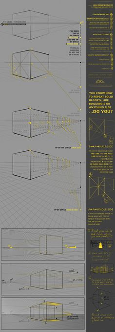 CW03 Equal Space in Persp by JustIRaziel.deviantart.com on #deviantART