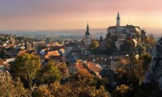 Czech Towns/ Mikulov- A pleasure for both the eye and pallet