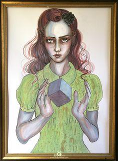 illustration Holy Mane