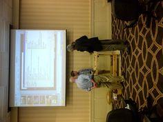 Talking restoration between seminars