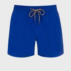 Paul Smith Men's Indigo Swim Shorts