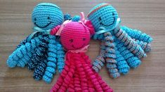 Crochet Octopus: Models That Soothe Premature Babies Best Picture For Diy Wool Blanket coat For Crochet Fish, Crochet Octopus, Tunisian Crochet, Cute Crochet, Crochet For Kids, Bunny Blanket, Blanket Coat, Minion, Octopus Colors
