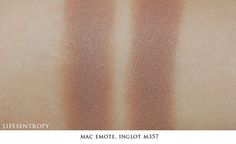 DUPE 7   MAC Emote   Life's Entropy   Beauty Reviews, Swatches, and Lifestyle Blog