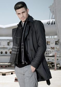 Mens Formal Coats, Anthony Gastelier, Leather Jacket, Fall, Jackets, Fashion, Studded Leather Jacket, Autumn, Down Jackets