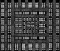 Hypnotic building front