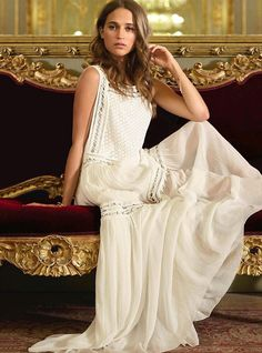 Alicia Vikander -- S Moda 2015