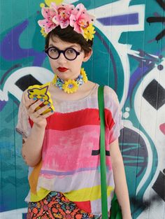 10 Unique And Quirky Fashion And Style Bloggers We Love | Gurl.com