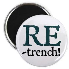 You must retrench!