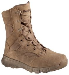 14bbd6ab863 Reebok Dauntless Tactical Boots for Men - Coyote - 7 W