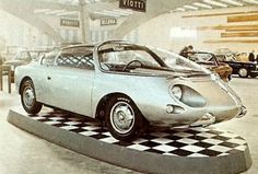 Fiat 600D Record (Vignale), 1962 Maintenance/restoration of old/vintage vehicles: the material for new cogs/casters/gears/pads could be cast polyamide which I (Cast polyamide) can produce. My contact: tatjana.alic@windowslive.com