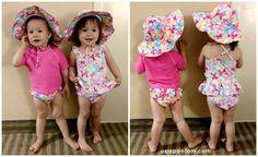 US Japan Fam loves @iplaybaby swim diapers and kids swimwear! #sponsored