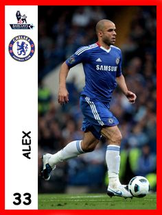 Alex, played for Chelsea in season 2010-11